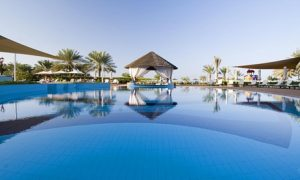 Abu Dhabi: 5* Stay with Meals