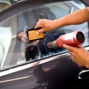 Car Window Tinting with Warranty