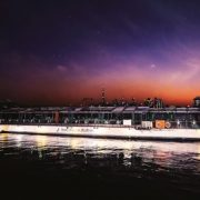 Cruise with Four-Course Meal: Child (AED 195) or Adult (AED 289)