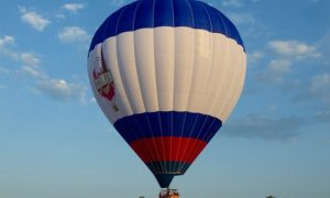 Hot Air Balloon Experience: Child (AED 869)