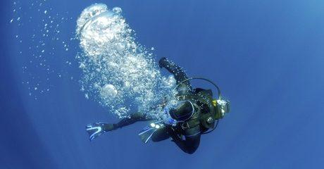 PADI 12m Scuba Diving Course