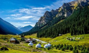 ✈ National Day Kyrgyzstan Break: 3 Nights with Flights and Tours