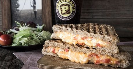 Voucher at Pressman's Pressed Sandwiches