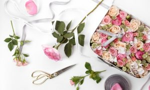 AED 150 towards flowers & balloons at Floristique