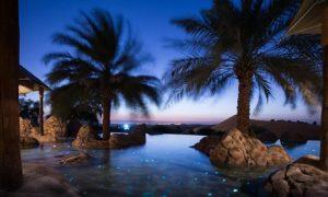 Al Ain: 5* Christmas Break with Breakfast