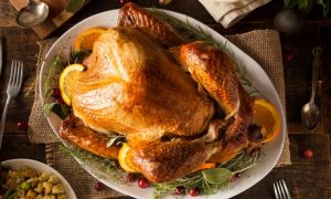 Four-Kilogram Turkey with Sides