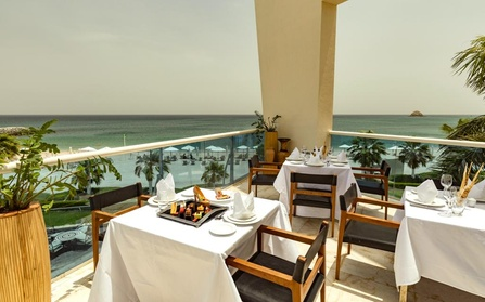 Fujairah: 5* Stay with Dinner