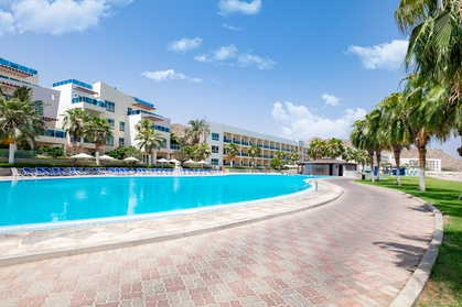 Fujairah: National Day Break 1-Night 5* Stay