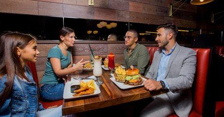 Guy Fieri's Restaurant