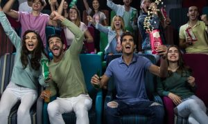 Reel Cinemas Pass - Five Movie Tickets
