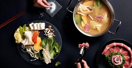 Shabu-Shabu Hotpot for Two