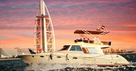 Two-Hour Cruise on 55-Feet Yacht