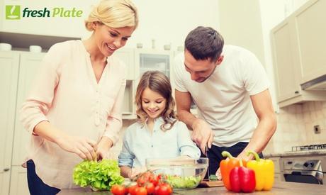 50% Off Weekly Meal Plan Kit