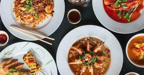 AED 100 Toward Thai Food