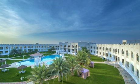 Al Gharbia: 2-Night NYE Stay with Full Board