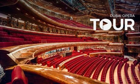 Dubai Opera Tour: Child (AED 30)