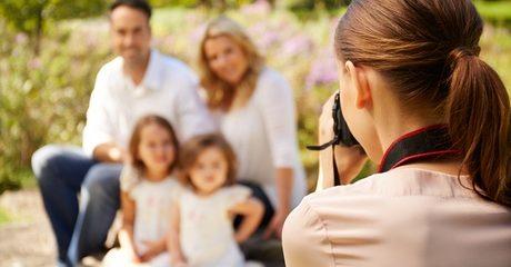 Festive Family Photoshoot
