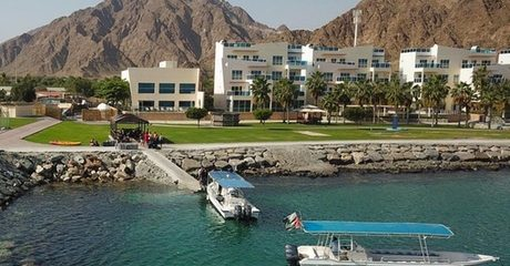 Fujairah: 5* Stay with New Year's Gala Dinner