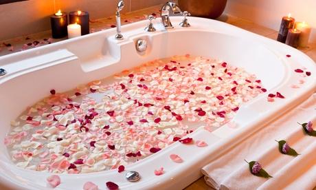 Moroccan Bath with Body Scrub