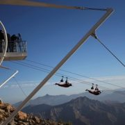 Ras Al-Khaimah: 1 or 2 Nights with Zip Line Tickets