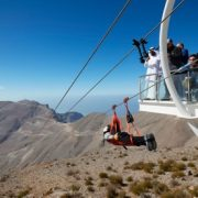 Ras Al-Khaimah: 4* 1- or 2-Night Break with Zip Line Tickets