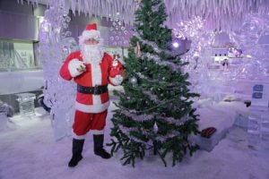 Visit Santa @ Chillout Ice Lounge