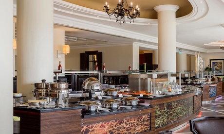 5* Lunch Buffet with Beverages: Child (AED 35)