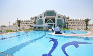 Abu Dhabi: 1-2 Nights in Deluxe Room