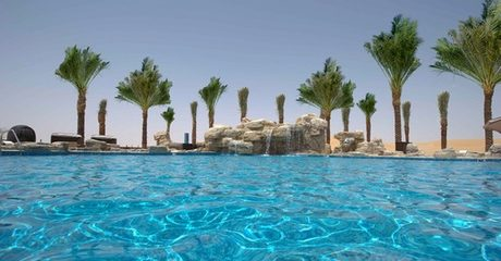Abu Dhabi: 1- or 2-Night Desert Stay with Transfers