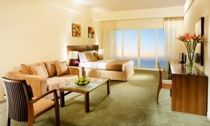 Ajman: 1- or 2-Night 4* Stay with Breakfast