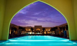 Al Gharbia: 1-Night Romantic Package