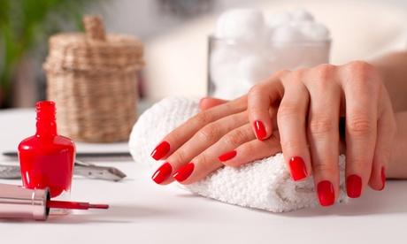 Classic Manicure and Pedicure