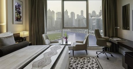 Dubai: 5* Weekend Stay with Brunch