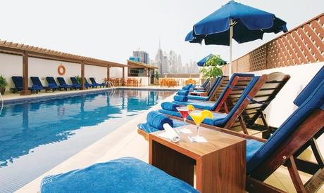 Dubai: Up to 3 Nights with Breakfast