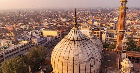 India: 7-Day Golden Triangle Tour