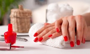 Nails can get a new look thanks to extensions or a Gelish coating