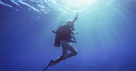 Pool Introduction to Scuba Diving