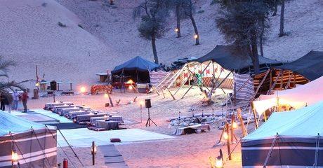 RAK: Bedouin Camp Stay with Activities