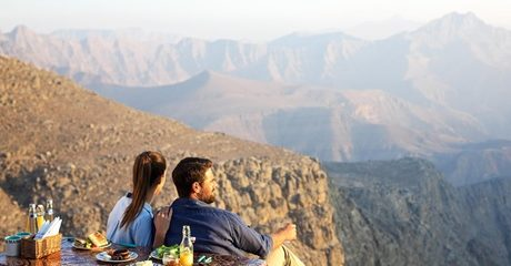 Ras al Khaimah: Stay with Jebel Jais Trip