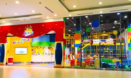 Full-Day Kids Playground Access