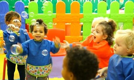 One Week of Nursery Classes