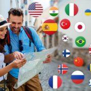 Online Courses: 33 Languages