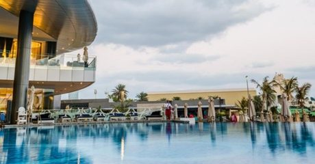 5* Pool and Beach Access: Child (AED 49)