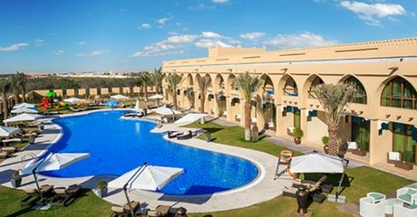 Abu Dhabi: 4* Stay with Activities