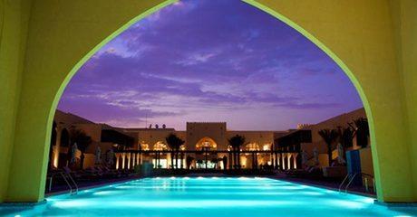 Al Gharbia: Choice of 1- Night  Romantic Getaway package