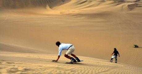 Desert Safari with Pick-Up