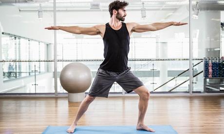 Group Yoga Lesson