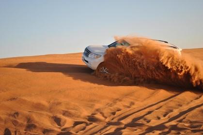 Half-Day Desert Safari: Child (AED 99) or Adult (AED 169)