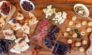 Italian Cuisine at Frankie's 5* Fairmont Bab Al Bahr