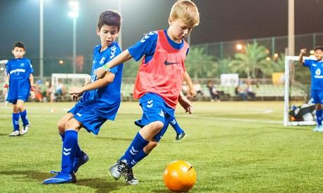 Kids Spring Soccer Camp